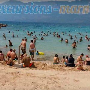 marmaris sedir adası turu