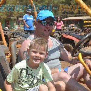 buggy safari turu