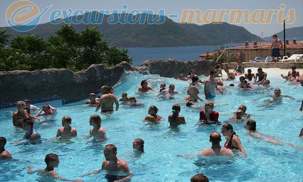 aqua dream su parkı