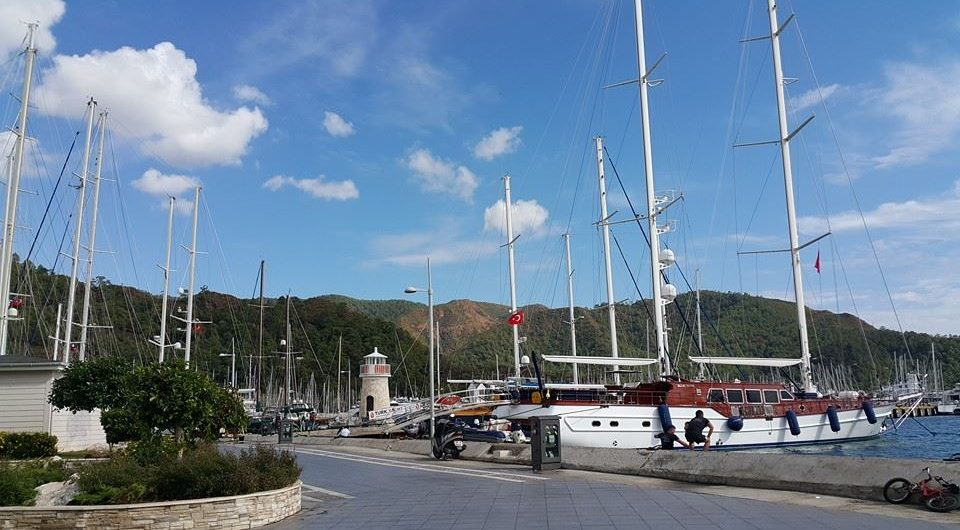 blue cruises from marmaris