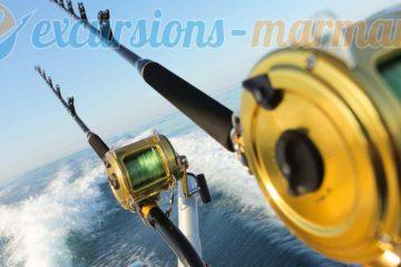 marmais balık tutma turu