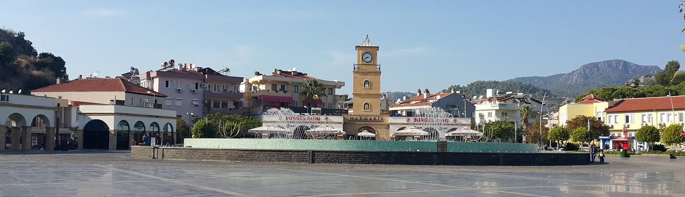 marmaris square