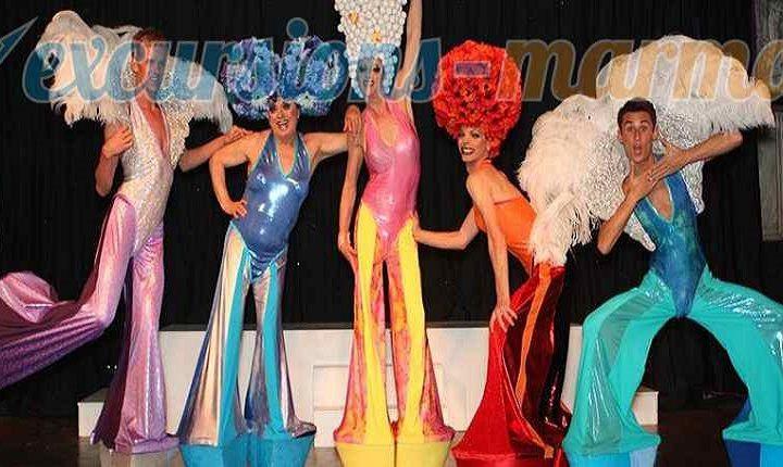drag queens show