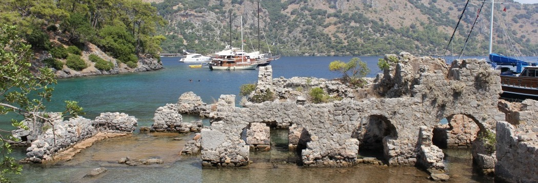 blue cruises from marmaris