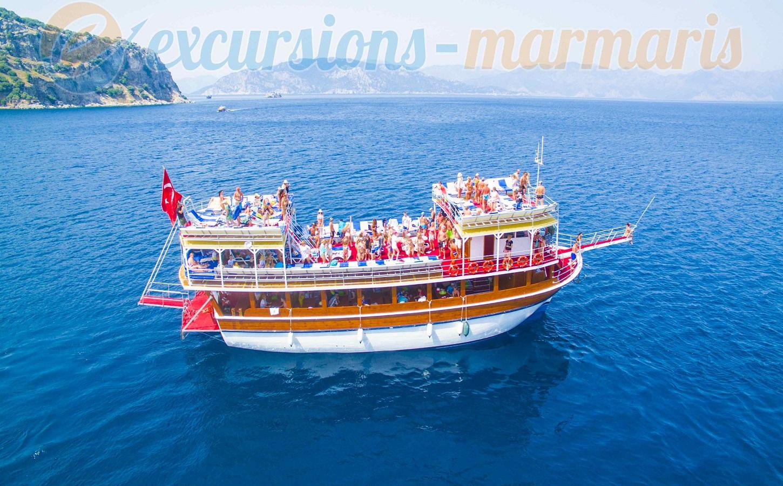 marmaris boat trip (2)