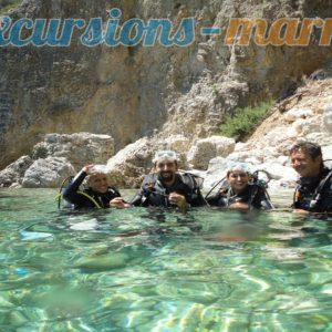 marmaris tüplü dalış turu