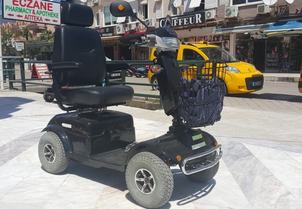 Rascal Mobility Scooter Black