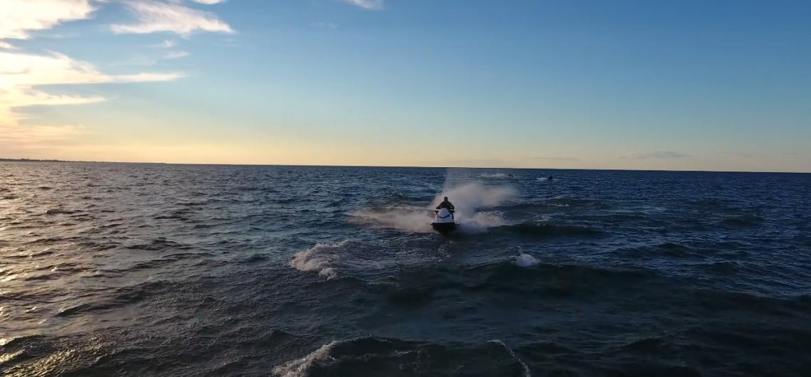 jet ski fun marmaris